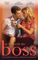 In Bed With The Boss: Volume 1 - 3 Book Box Set