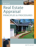 Cover of Basic Real Estate Appraisal