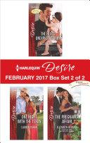 Harlequin Desire February 2017 - Box Set 2 of 2