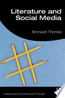 Literature and Social Media Book