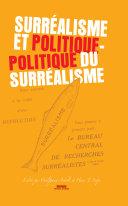 Pdf Surréalisme Et Politique-- Politique Du Surréalisme Telecharger