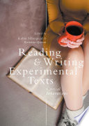 Reading and Writing Experimental Texts Book