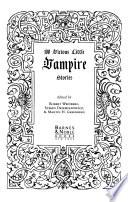 100 Vicious Little Vampire Stories