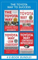 The Toyota Way to Success EBOOK BUNDLE Pdf/ePub eBook