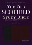 The Old Scofield® Study Bible
