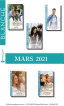 Pdf Pack mensuel Blanche : 10 romans (Mars 2021) Telecharger