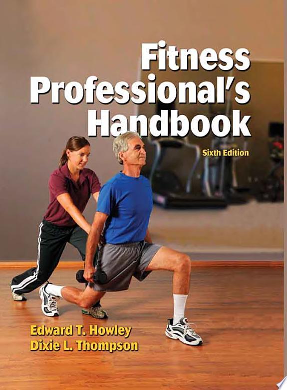 Fitness Professional's Handbook-6th Edition