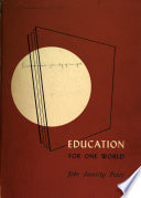 Education for One World