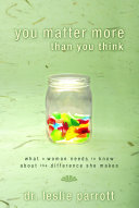 Pdf You Matter More Than You Think