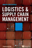Logistics and Supply Chain Management ePub eBook