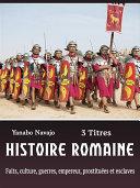 Pdf Histoire romaine Telecharger