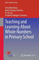 Teaching and Learning About Whole Numbers in Primary School