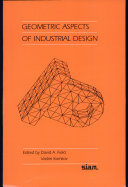 Geometric Aspects of Industrial Design