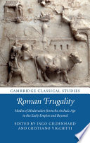 Roman Frugality