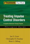 Treating Impulse Control Disorders