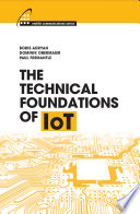 The Technical Foundations of IoT Book