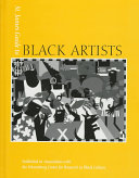 St  James Guide to Black Artists