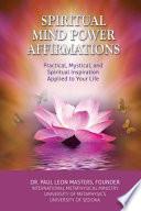 Spiritual Mind Power Affirmations