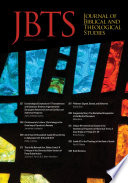 Journal Of Biblical And Theological Studies Issue 3 2