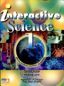 Interactive Science Textbook 1 Special  Epress  Normal  Academic