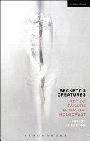 Beckett's Creatures Book