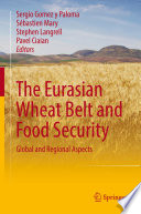 The Eurasian Wheat Belt and Food Security Book