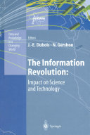 Pdf The Information Revolution: Impact on Science and Technology Telecharger