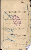 Superior Court General Term