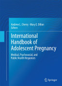 International Handbook of Adolescent Pregnancy