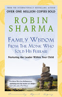 Pdf Family Wisdom From The Monk Who Sold His Ferrari Telecharger