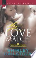 His Love Match Book PDF
