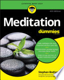 """Meditation For Dummies"" by Stephan Bodian"