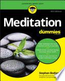 """Meditation For Dummies"" by Stephan Bodian"