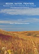 Region, Nature, Frontiers