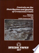 Controls on the Distribution and Quality of Cretaceous Coals