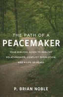 The Path of a Peacemaker Book