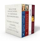 Walter Isaacson The Genius Biographies Book