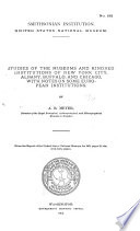 Studies of the Museums and Kindred Institutions of New York City  Albany  Buffalo  and Chicago