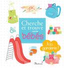 Cherche et trouve pour les bébés - À la garderie !