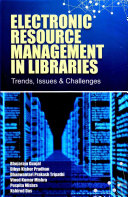 Electronic Resource Management In Libraries Book PDF