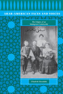 Arab-American Faces and Voices [Pdf/ePub] eBook
