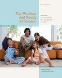 The Marriage and Family Experience: Intimate Relationships in a ...