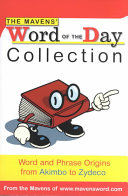 The Mavens  Word of the Day Collection