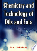 Chemistry And Technology Of Oils Fats Book PDF