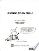 Learning Study Skills