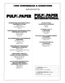 Pulp   Paper     North American Fact Book Book