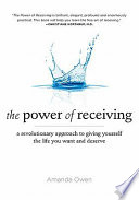 The Power of Receiving Book