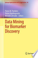 Data Mining For Biomarker Discovery Book PDF