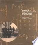 A Century of Electrical Engineering and Computer Science at MIT, 1882-1982