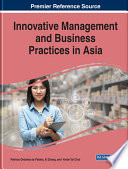 Innovative Management and Business Practices in Asia Book